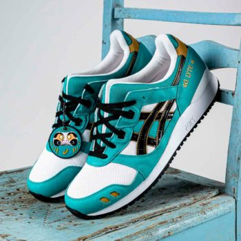 """ASICS Gel Lyte III """"Baltic Jewel"""": Sale Price: $75.99 (Retail $120)  – FREE SHIPPING – use code:  – LDS20 –  at checkout"""