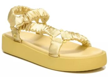 Circus by Sam Edelman Women's Harlene Flatform Sport Sandals (various) $20 + 6% SD Cashback + Free Store Pickup at Macy's or FS on $25+