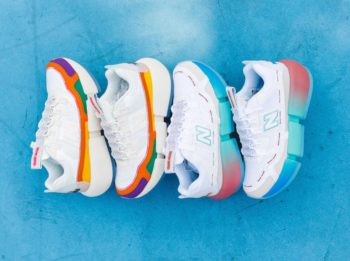 """Jaden Smith x New Balance Vision Racer """"Trippy"""" Pack: Sale Price: $103.99 (Retail $150)  – FREE SHIPPING – use code:  – LDS20 –  at checkout"""