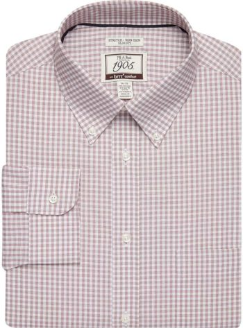 Jos A Bank Clearance: Suit Separate Pants from $10, Dress Shirts (Retail: $45)