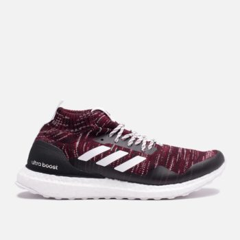 """Mahomes x adidas UltraBOOST Mid """"Burgundy"""": Sale Price: $109.99 (Retail $180)  – FREE SHIPPING"""