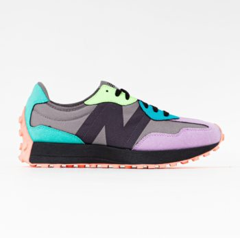 """New Balance 327 """"Violet Toe"""": Sale Price: $45 (Retail $90)  – FREE SHIPPING – use code:  – FALL50 –  at checkout"""