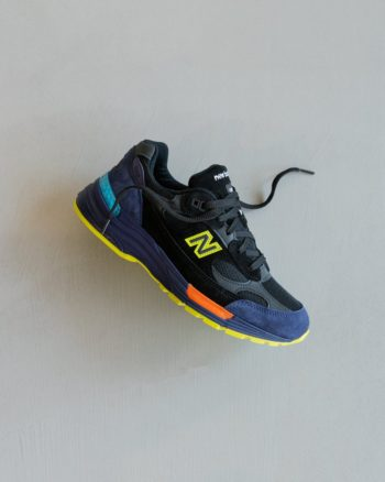 """New Balance 992 """"Black Purple"""": Sale Price: $140 (Retail $175)  – FREE SHIPPING – use code:  – LDS20 –  at checkout"""