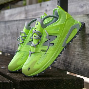 """New Balance X-Racer """"Bleached Lime"""": Sale Price: $60 (Retail $100)  – use code:  – LCS40 –  at checkout"""