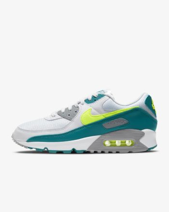 Nike Air Max 90 OG 'Spruce / Hot Lime' $98.97 Free Shipping