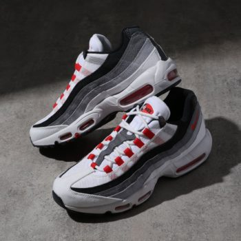 """Nike Air Max 95 """"Japan"""": Sale Price: $144 (Retail $180)  – FREE SHIPPING  – Discount applied at checkout"""