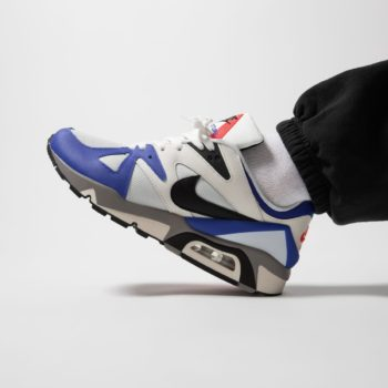"""Nike Air Structure OG """"Persian Violet"""": Sale Price: $72 (Retail $120)  – use code:  – LCS40 –  at checkout"""