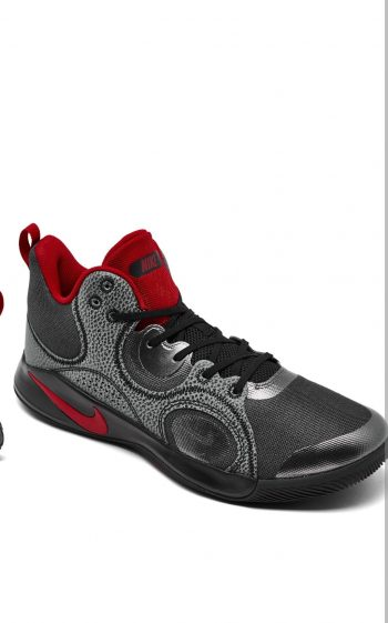 Nike Men's Fly By Mid 2 Basketball Sneakers from Finish Line $45