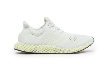 """Now Available: adidas Futurecraft 4D """"Chalk White"""""""