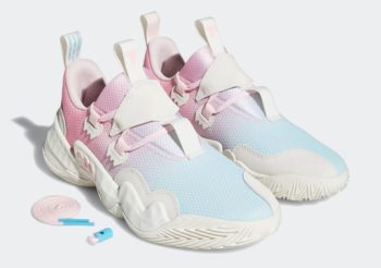 """Now Available: adidas Trae Young 1 """"ICEE"""""""