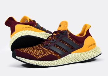 """Now Available: adidas Ultra 4D """"Arizona State"""""""