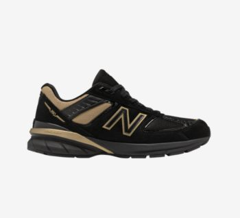 """Now Available: New Balance 992 """"Black Gold"""""""