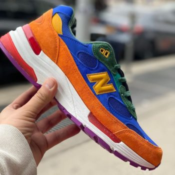 """Now Available: New Balance 992 OG """"Multicolor"""""""