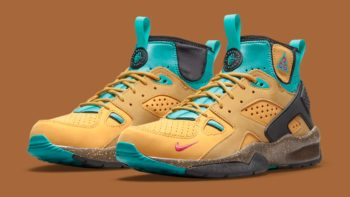 """Now Available: Nike ACG Air Mowabb """"Twine"""""""