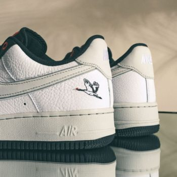 """Now Available: Nike Air Force 1 Low LX """"Crane"""""""