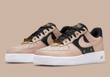 """Now Available: Nike Air Force 1 Low Premium """"Particle Beige"""""""
