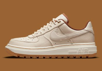 """Now Available: Nike Air Force 1 Luxe """"Pale Ivory"""""""