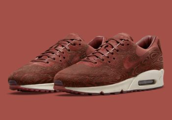 """Now Available: Nike Air Max 90 Laser """"Woodgrain"""""""