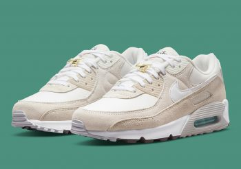 """Now Available: Nike Air Max 90 SE """"Cream"""""""