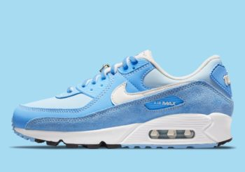 """Now Available: Nike Air Max 90 (W) """"UNC"""""""