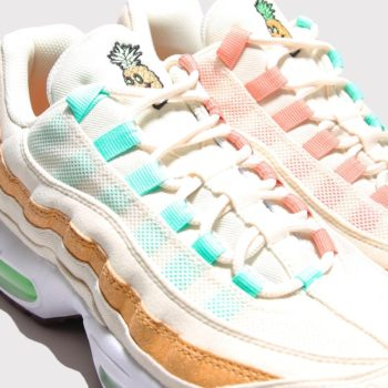 """Now Available: Nike Air Max 95 NRG """"Pineapple"""""""