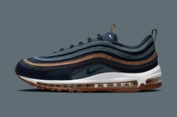 """Now Available: Nike Air Max 97 SE Cork 'Obsidian"""""""