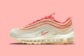 """Now Available: Nike Air Max 97 (W) """"Orange Chalk"""""""
