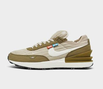 """Now Available: Nike Waffle One Premium """"Rattan"""""""