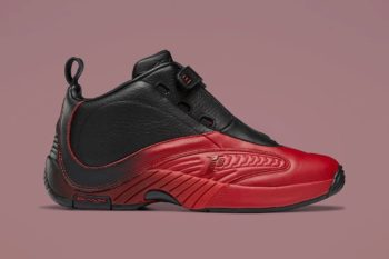 """Now Available: Reebok Answer IV """"Flash Red"""""""