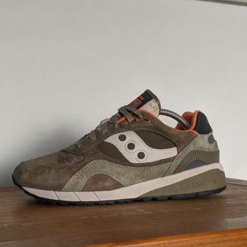 """Now Available: Saucony Shadow 6000 """"Destination Unknown"""""""