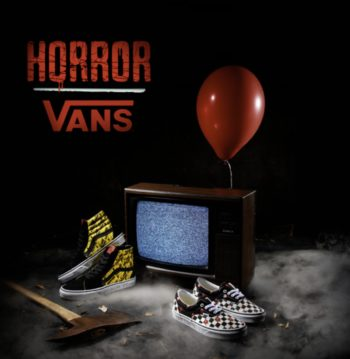 """Now Available: Vans Skate """"Horror"""" Collection"""