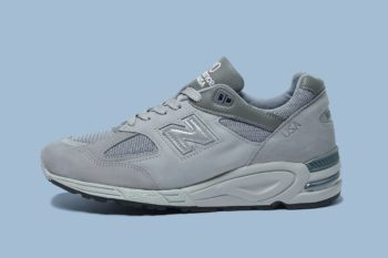 Now Available: WTAPS x New Balance 990 V2