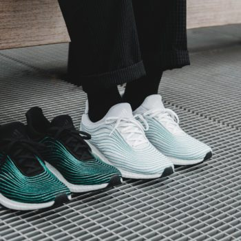 """Parley x adidas UltraBOOST DNA """"Cloud White"""": Sale Price: $144.97 (Retail $220)  – FREE SHIPPING"""