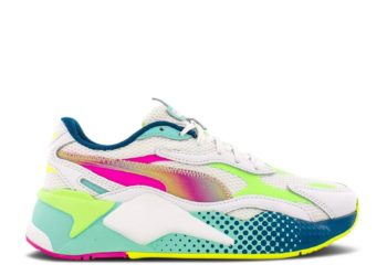 """Puma RS-X3 Wave Racer """"Electro Green"""" : Sale Price: $51.99 (Retail $110)  – FREE SHIPPING  – use code:  – LDS20  – at checkout"""