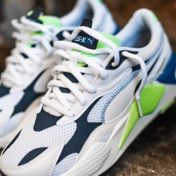 """Puma RS-X3 """"White Peacoat"""": Sale Price: $51.99 (Retail $110)  – FREE SHIPPING  – use code:  – LDS20  – at checkout"""