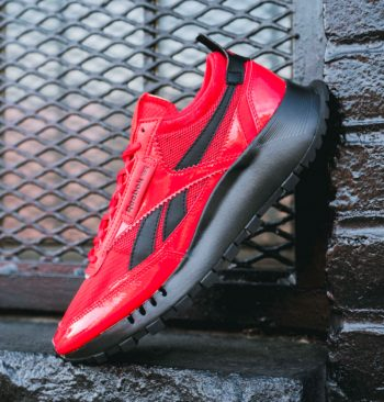 """Reebok Classic Leather Legacy """"Black Red"""": Sale Price: $39.99 (Retail $80)  – FREE SHIPPING"""