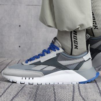 """Reebok Classic Leather Legacy """"Grey"""": Sale Price: $39.99 (Retail $80)  – FREE SHIPPING"""