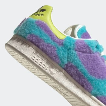 """Restock: Monsters Inc. x adidas Stan Smith """"Mike & Sulley"""""""