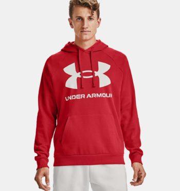 Under Armour Coupon: Men's UA Rival Fleece Big Logo Hoodie $15.74, Women's UA Play Up 2.0 Shorts $8.24, More + Free Shipping [Use code 'LDW25' at checkout]