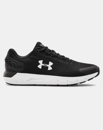 Under Armour Men's Charged Rogue 2 Running Shoe (Black/White or Black) $30.75 + FS [Use code 'LDW25' at checkout]