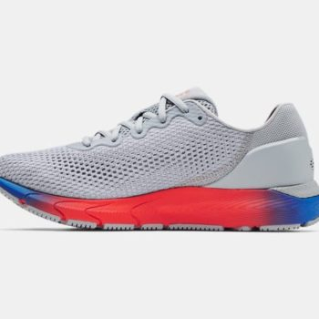 Under Armour Men's UA HOVR Sonic 4 Colorshift Running Shoes  Mod Gray / Blue Circuit – $54.99