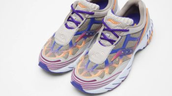 """White Mountaineering x Saucony GRID Web """"Multicolor"""": Sale Price: $97.50 (Retail $190)  – use code:  – LDSHOUTS25 –  at checkout"""