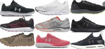 Woot! – Under Armour Men's & Women's Running Shoes, $42.99 – $64.99 + FS w/ Prime $42.97