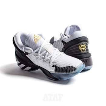 """adidas D.O.N. Issue #2 """"White Black"""": Sale Price: $31.99 (Retail $100)  – FREE SHIPPING"""