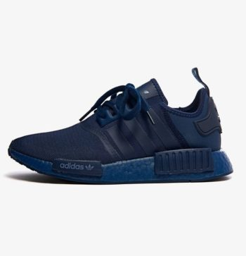 """adidas NMD R1 """"Collegiate Navy"""" : Sale Price: $87.97 (Retail $130)  – free shipping on orders $89+"""