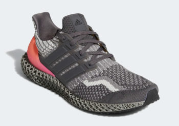 """adidas Ultra4D 5.0 """"Grey Five"""": Sale Price: $109.99 (Retail $200)  – FREE SHIPPING"""