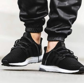 """adidas UltraBoost 4.0 """"Core Black"""": Sale Price: $144 (Retail $180) – FREE SHIPPING  – use code:  – TEAM20 –  at checkout"""