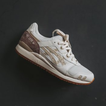 """ASICS Gel Lyte III OG """"Earth Day"""": Sale Price: $88 (Retail $110)  – FREE SHIPPING – use code:  – TEAM20 –  at checkout"""