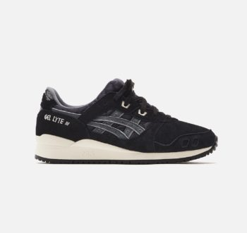 """ASICS Gel Lyte III OG Paisley """"Black Cream"""": Sale Price: $96 (Retail $120)  – FREE SHIPPING – use code:  – TEAM20 –  at checkout"""