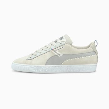 """BMW x Puma Suede XXI """"Cream"""": Sale Price: $41.99 (Retail $80)  – free shipping on orders $50+  – use code:  – FLASH –  at checkout"""